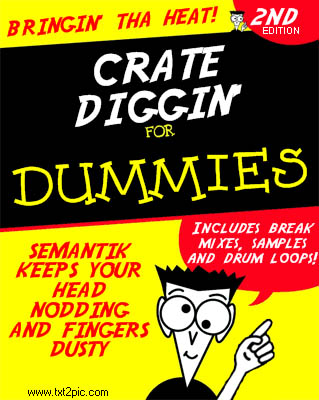 Diggin for Dummies