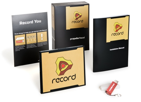 recordpackage