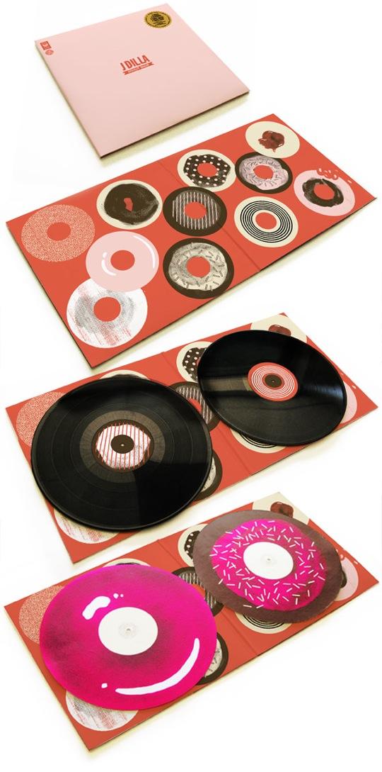 J-dilla-donut-shop-serato-vinyl-slipmats-cover