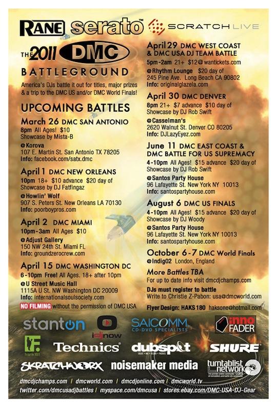 2011 DMC US Tour Flyer by Haks 180.jpeg